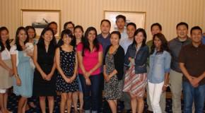 AAJA's Executive Leadership Program Class of 2012