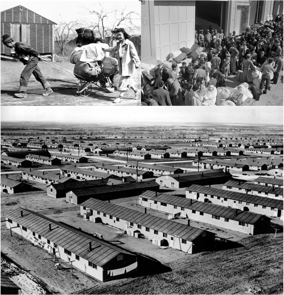 Weixian Internment Camp