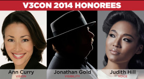 V3con 2014 Honorees: Annual Digital Media Conference Presented by AAJA-Los Angeles