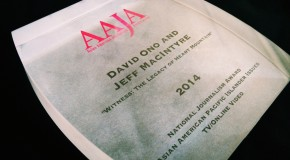 AAJA Announces 2014 Award Winners