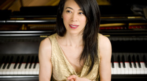 An exclusive concert featuring acclaimed pianist Jenny Lin